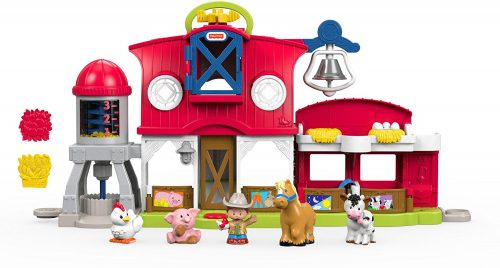 Fisher-Price Little People Caring for Animals Farm Playset Deal