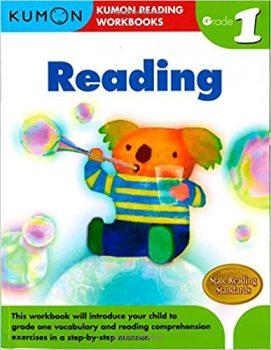 Grade 1 Reading (Kumon Reading Workbooks) Deal