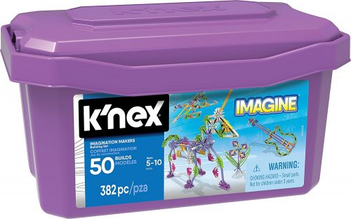 K'NEX Imagination Makers Building Set (382 Piece) Deal