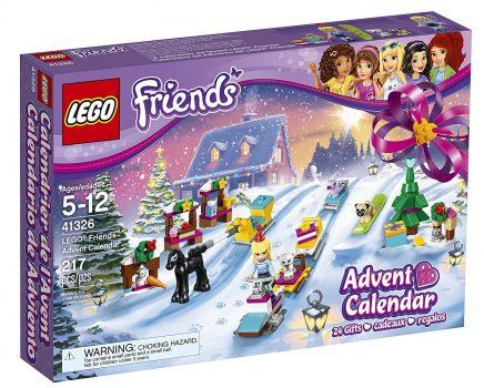 LEGO Friends Advent Calendar 41326 Building Kit (217 Piece) Deal