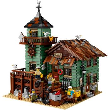 LEGO Ideas Old Fishing Store 21310 Building Kit (2049 Piece) Deal