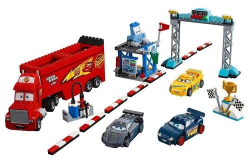 LEGO Juniors 10745 Florida 500 Final Race (266 Piece)Deal