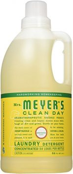 MRS MEYERS 64 Load Laundry Detergent, Honeysuckle, 64.0 Fluid Ounce Deal