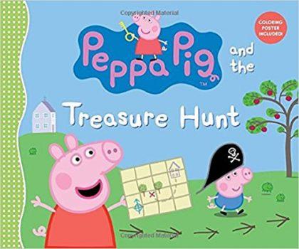 Peppa Pig and the Treasure Hunt Deal