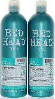 TIGI Bed Head Urban Anti-dote Recovery Shampoo & Conditioner Duo Damage Level 2 (25.36oz) Deal