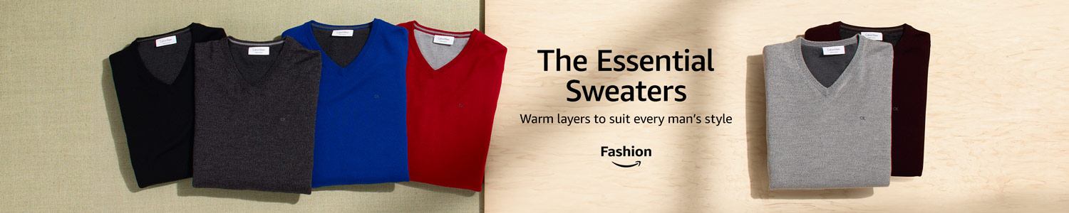 The Essential Sweaters