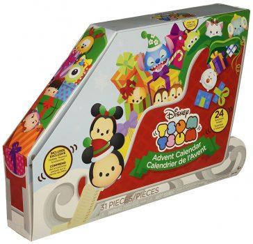 Tsum Tsum Disney Countdown to Christmas Advent Calendar Playset Deal
