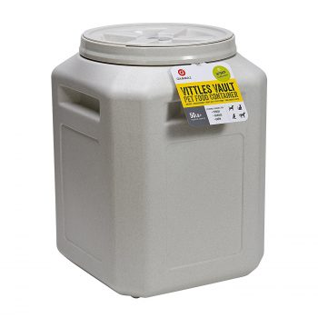 Vittles Vault Stackable Pet Food Container Deal