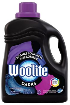 Woolite DARKS Liquid Laundry Detergent, 100 fl oz Bottle, With Color Renew, HE & Regular Washers Deal