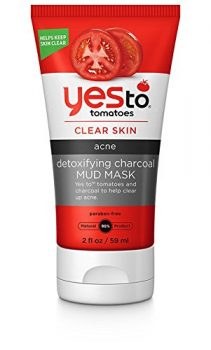 Yes to Tomatoes Detoxifying Charcoal Mud Mask, 2 Ounce Deal