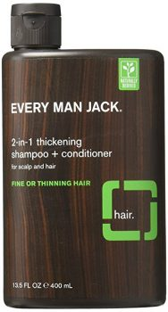 Every Man Jack 2-in-1 Thickening Shampoo & Conditioner 13.50 oz Deal