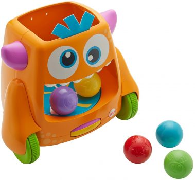 Fisher-Price Zoom 'n Crawl Monster Deal