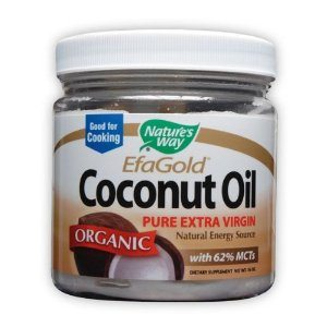 Nature's Way Organic Extra Virgin Coconut Oil, 16 Ounce Deal