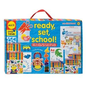 Alex Ready, Set, School Activity Box, Alex Little Hands Series Deal